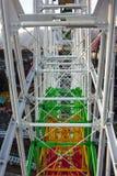 Komplexer Ferris Wheel Lizenzfreie Stockfotografie