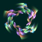 komplexitet roterar Arkivbilder