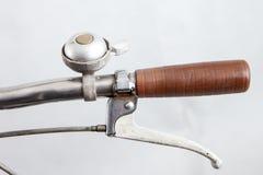 Komponenten eines alten Fahrrades Lizenzfreies Stockbild