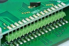 komponenty elektroniczne Zdjęcia Stock