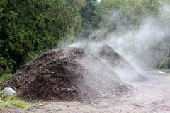 Kompostierung Lizenzfreie Stockbilder