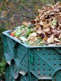 Kompostierung Stockfoto