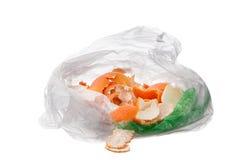 Kompostierung des Küchenabfalls Lizenzfreies Stockfoto