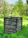 Kompostowy kosz Zdjęcia Stock