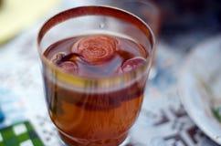 kompot Wysuszony - owocowy napój Obraz Royalty Free