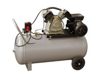 kompressor Royaltyfria Bilder