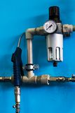 kompressor royaltyfri foto