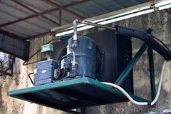 kompressor Royaltyfria Foton