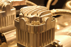 kompressor Royaltyfri Fotografi