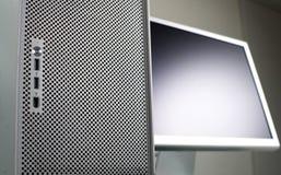komputer. Obraz Stock
