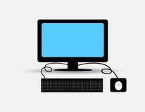 Komputer Obraz Stock