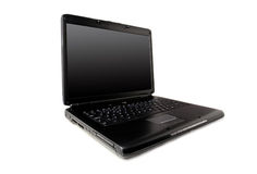 komputer osobisty laptopa Obrazy Stock