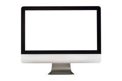 Komputer stacjonarny bez klawiatury obraz royalty free