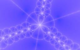 komputer wytwarzający wzory Obraz Royalty Free