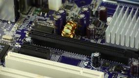 Komputerowa główna deska, zgromadzenie obwód zbiory