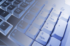 komputerowa klawiatura Obraz Royalty Free