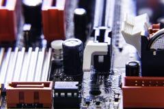 Komputerowa płyta główna Obraz Stock