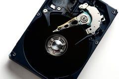 Komputerowa sata dyska twardego przejażdżka demontuje Obrazy Stock