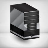 Komputerowa skrzynka Obraz Stock