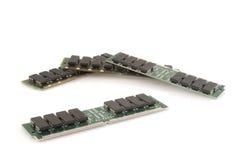 komputerowe części Zdjęcia Stock