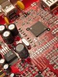 komputerowe elektronika Zdjęcie Royalty Free