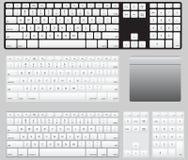 komputerowe klawiatury Zdjęcia Stock