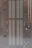 Komputerowego obwodu deski brązu wzór Obraz Royalty Free