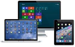 Komputerowi systemy operacyjni - artykuł wstępny Zdjęcie Stock