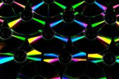 komputerowi szyków cds Fotografia Royalty Free