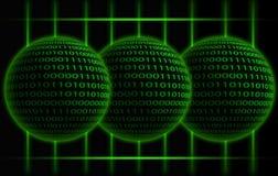 Komputerowy język Zdjęcie Stock