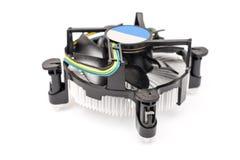Komputerowy jednostki centralnej Heatsink, Cooler I Fotografia Royalty Free