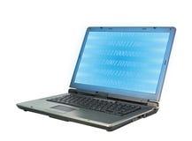 komputerowy laptop Zdjęcie Stock