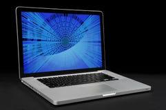 komputerowy laptop Zdjęcia Stock