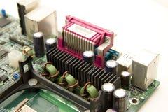 komputerowy mainboard zdjęcie stock