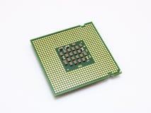 Komputerowy mikro procesor Obraz Royalty Free