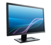 komputerowy monitor Obrazy Stock