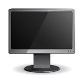 komputerowy monitor royalty ilustracja