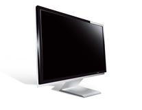 komputerowy monitor Fotografia Stock