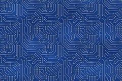 Komputerowy płyty głównej tło zdjęcie royalty free