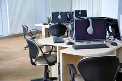 komputerowy pokój Zdjęcie Stock