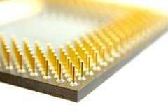 komputerowy procesor Zdjęcia Stock