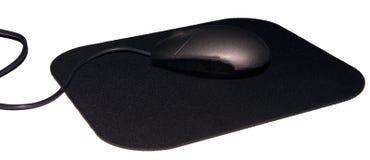 Komputerowy przyrząd - mysz zdjęcie stock