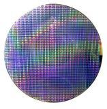 Komputerowy silikonowy opłatek Obraz Stock