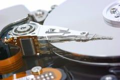 komputerowy talerzowy hard Zdjęcie Stock