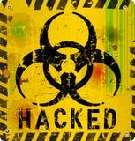 Komputerowy wirus Zdjęcie Royalty Free