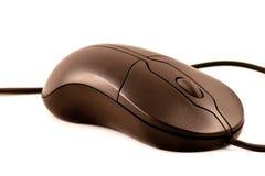komputerowy zamknięta komputerowa mysz Obrazy Stock