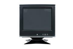 komputeru crt monitor Zdjęcie Stock