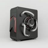 Komputeru wierza 3 d odpłaca się Obraz Stock