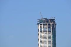 KOMTAR摩天大楼在乔治市 库存图片