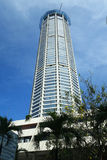 Komtar Tower building in George Town, Malaysia Stock Photos